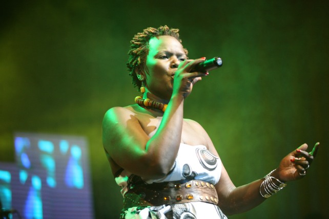 Afro-fusion artiste Judith Bwire in concert
