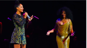 tracee-ellis-ross-diana-ross-on-stage-SOURCE
